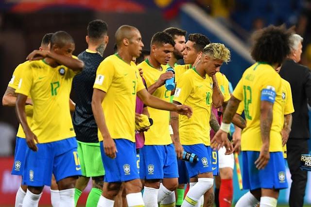نجم ريال مدريد يقود قائمة البرازيل في معسكر مارس