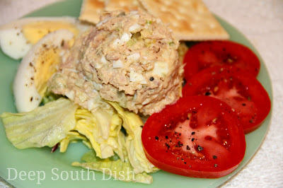 Deep South Dish Tuna And Egg Salad