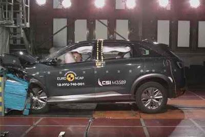 3 MOBIL PALING AMAN  VERSI  EURO NCAP SEPANJANG TAHUN 2018