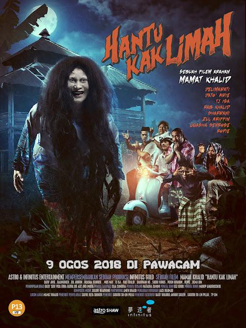 filem hantu kak limah poster