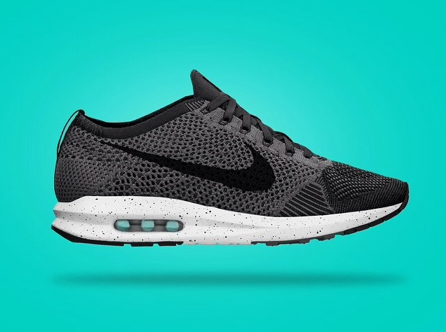 9fc4c205ad4d TODAYSHYPE  Flyknit Racer Lunar Max Concept by MSTRPLN