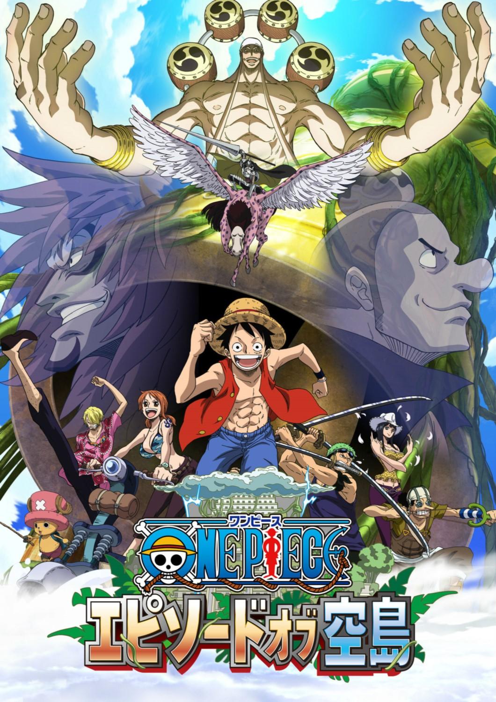 One Piece Episode of Sorajima (Skypia)