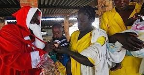 BLEAK CHRISTMAS FOR ZIMBAS