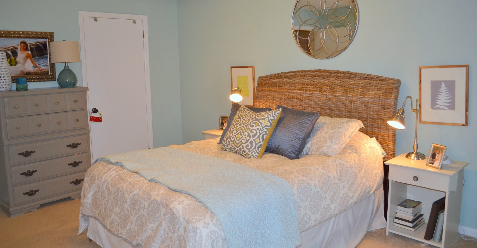 Lacey Fields Master Bedroom Makeover