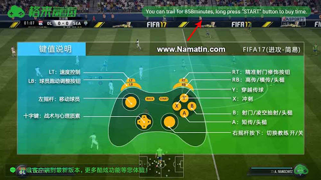 main game xbox di android hd