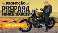 Cadastrar Promoção Prepara Cursos 2017 Moto Harley Davidson