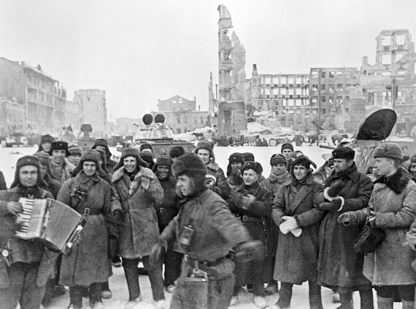 an introduction to the history of the german surrender at stalingrad --stalingrad appendix a: german and soviet orders of battle, 19 november 1942 i was aware of its place in history as the turning point in the war.
