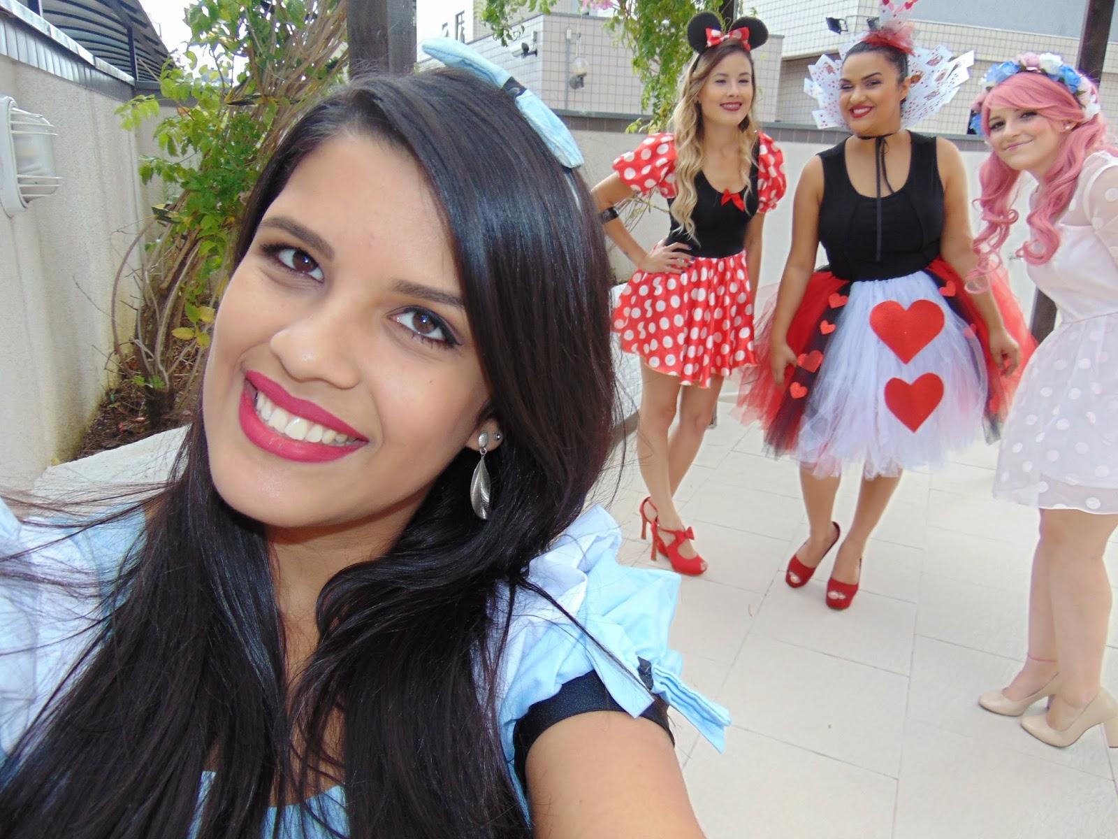 Festa a Fantasia Blogueiras de Curitiba e região - Ally Arruda