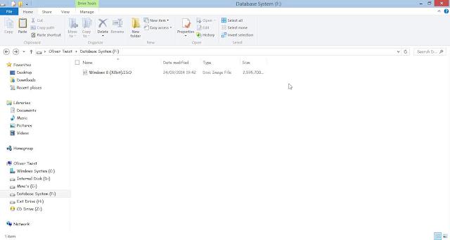 File ISO Windows.