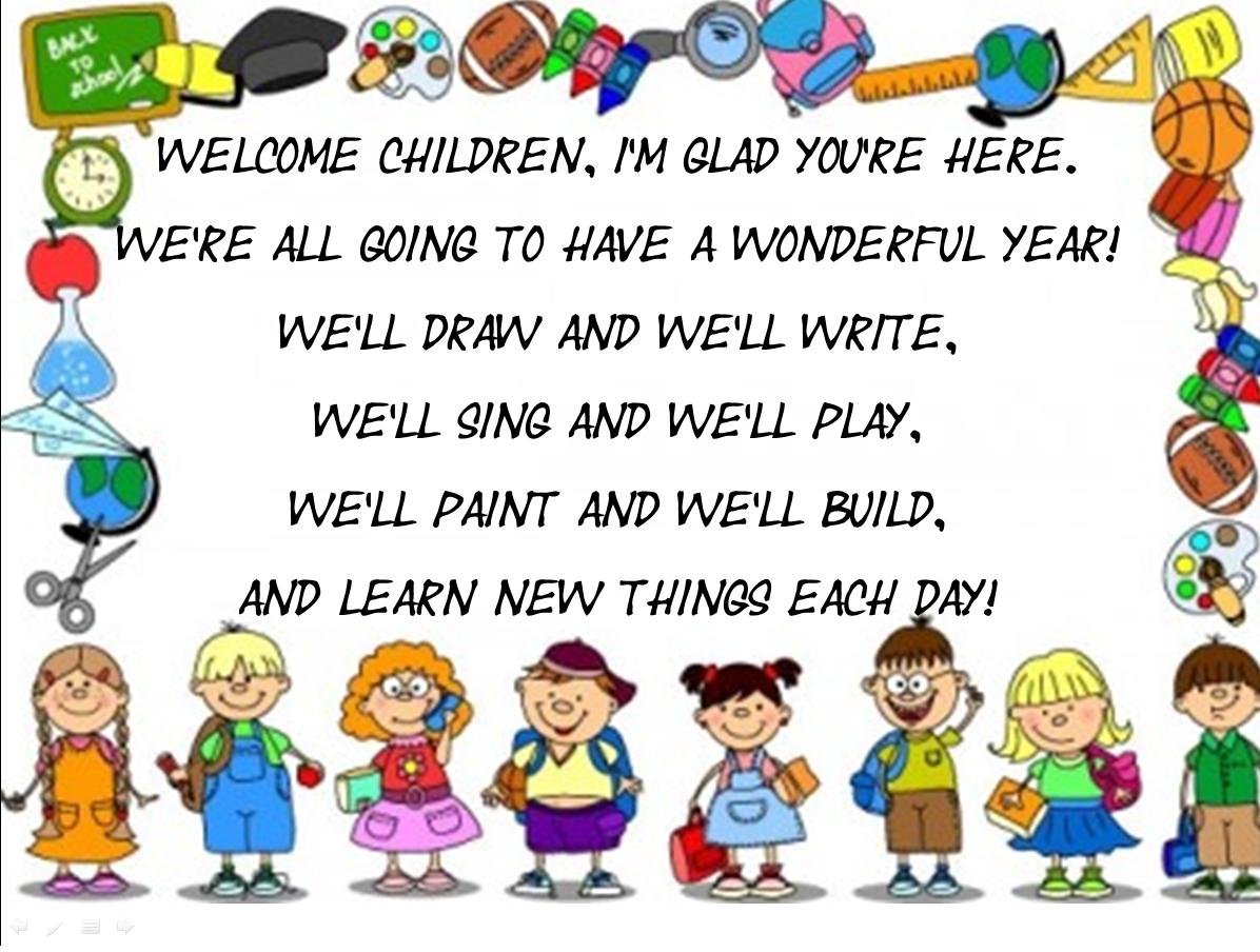 Englishbrey Corner Welcome Back To School