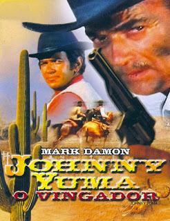 Johnny Yuma: O Vingador - DVDRip Dublado