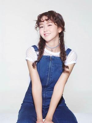 Kim So Hyun Peripera Spring Summer 2016