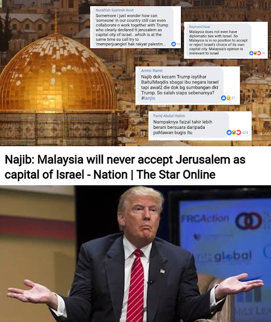 JERUSALEM / BAITULMAQDIS SIAPA PUNYA?