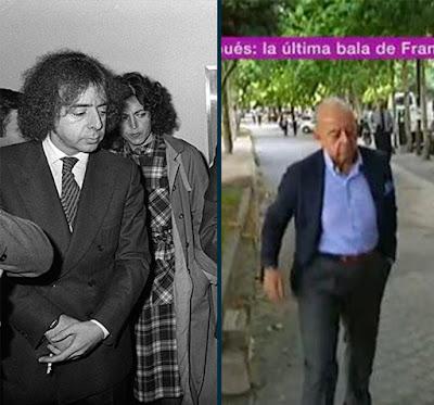 El torturador franquista Antonio González Pacheco, alias 'Billy el Niño' se ha visto reforzado una vez más gracias a la resolución de la jueza del Juzgado de Instrucción número 39 de Madrid que ha dispuesto el archivo de las actuaciones judiciales.