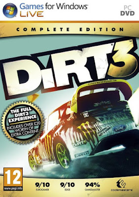 DiRT 3: Complete Edition + CRACK (PLAZA) PC Torrent