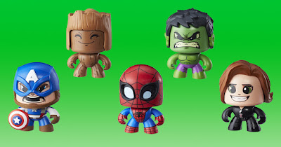 Marvel Mighty Muggs Series 1 Mini Figures by Hasbro