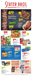 ⭐ Stater Bros Ad 3/25/20 ⭐ Stater Bros Weekly Ad March 25 2020