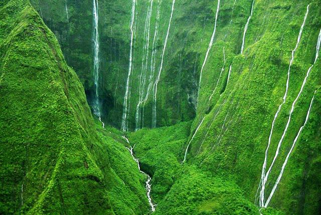 Monte Waialeale – Havaí