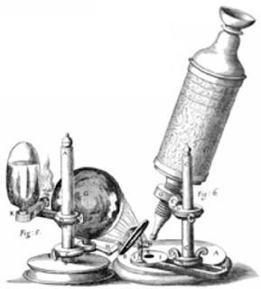 Hooke microscope mikroskop rancangan Hooke - berbagaireviews.com