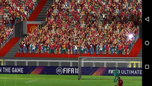 تحميل لعبة فيفا 18 للموبايل باتش العرب بجرافيك واقعي وبدون انترنت