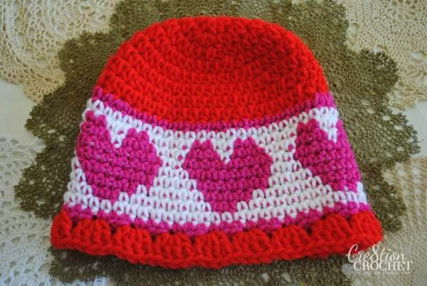 Fiber Flux  Hearts A Flutter! 60 Crochet Heart Projects 15a2a058597