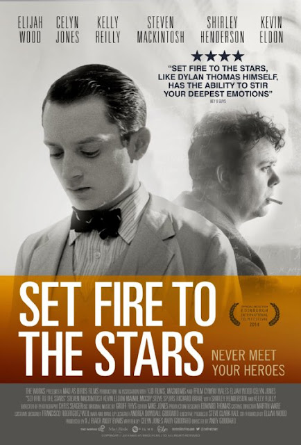 Sinopsis Film Set Fire to the Stars (Elijah Wood, Celyn Jones, Kelly Reilly)