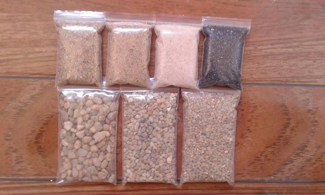 الرمل والزلط المستخدم بالوسط الترشيحي وفلاتر معالجة المياه وحمامات السباحة