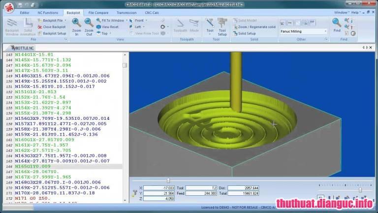 Download CIMCO Edit 8.04.01 Full Cr@ck – Phần mềm lập trình CNC chuyên nghiệp