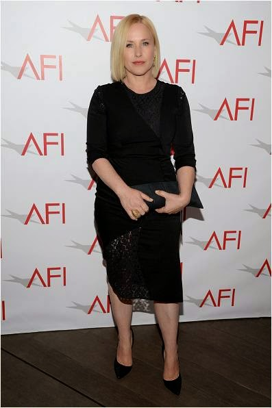 Patricia Arquette was photographed wearing Isharya