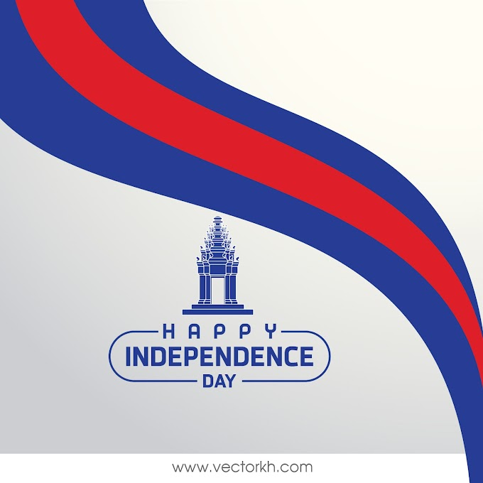 cambodia independence day free vector 5