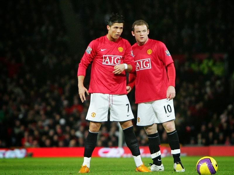 Cristiano Ronaldo Manchester United Photos