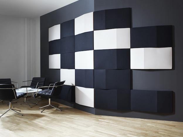 ściana Z Pomysłem Decorativos Panele Akustyczne Abstracta