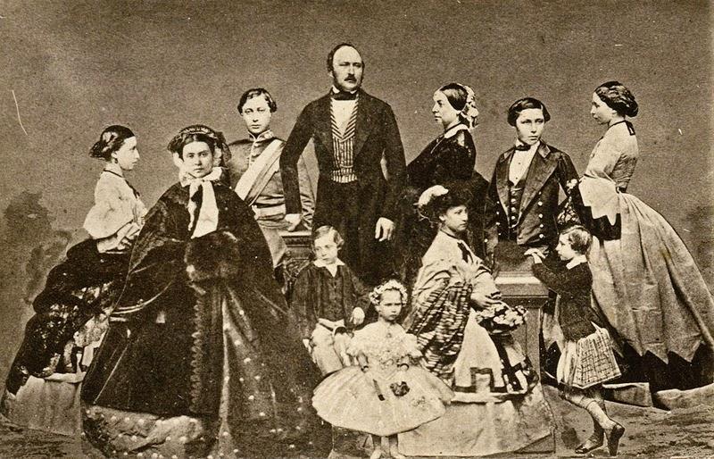 Queen Victoria Children And Grandchildren ... Families: D...