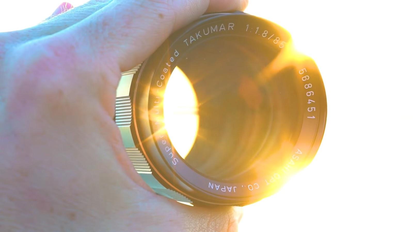 PENTAX TAKUMAR 85mm 1.8 The BEST Vintage Lens