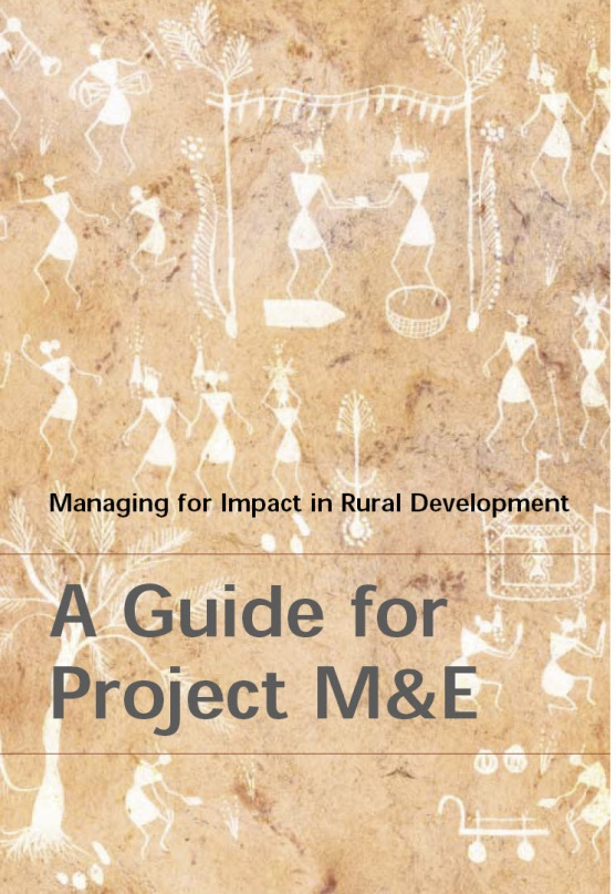IFAD Guide for Project M&E cover