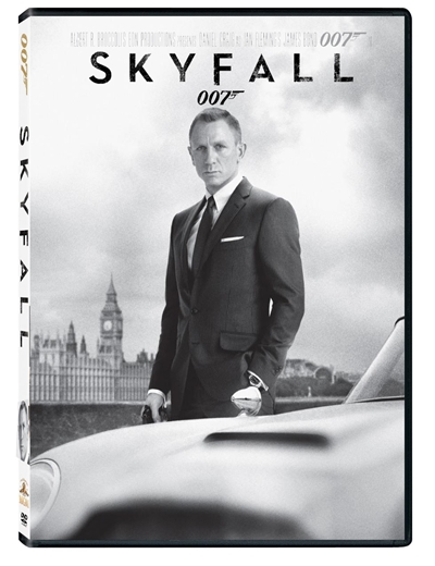 Skyfall 1080p HD MKV Latino