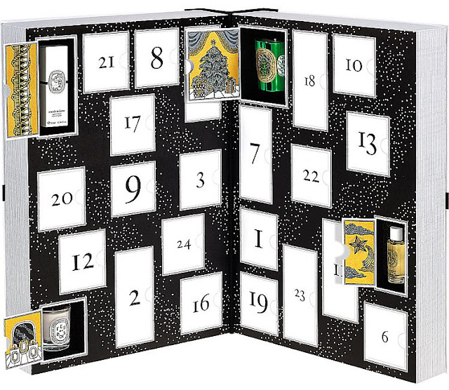 Beauty Advent Calendars 2016 Diptyque