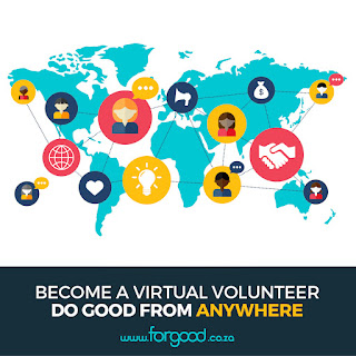 Virtual Volunteering with forgood