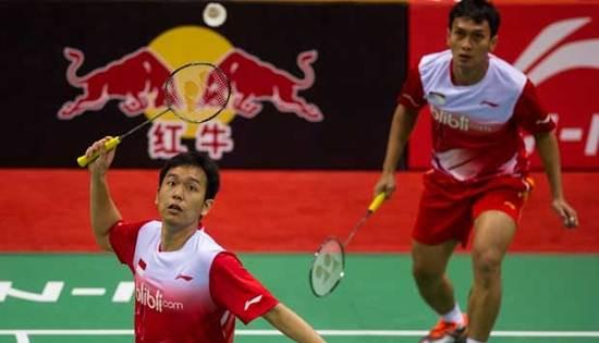 Jadwal Ganda Putra Babak 1 Indonesia Open