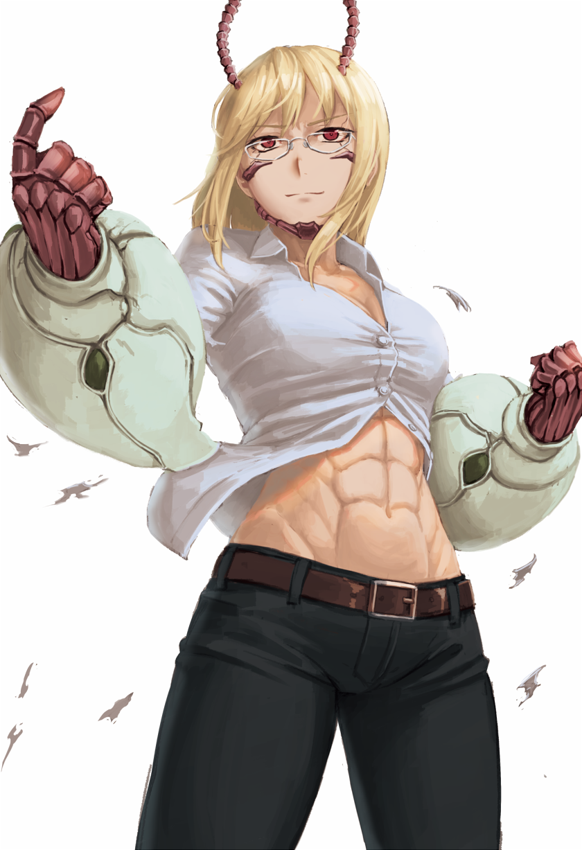 hottest female in terraformars