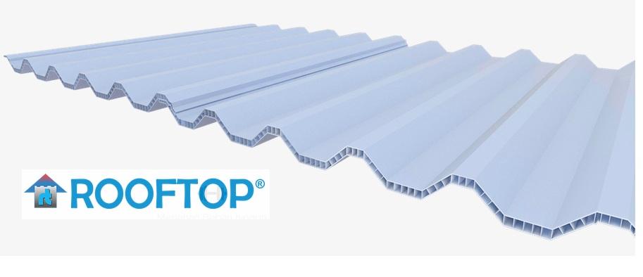 Atap UPVC Rooftop - Supplier Atap Bangunan | Bintang Bakti