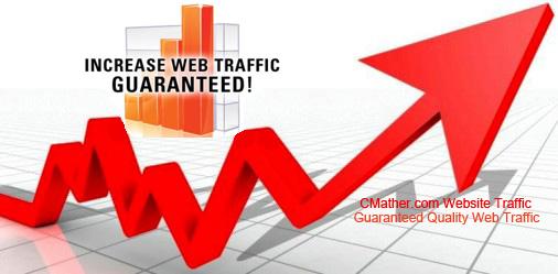 Real Web Traffic just Got Easier in 5 Easy Steps