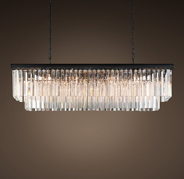 Copy Cat Chic Restoration Hardware 1920 S Odeon Clear