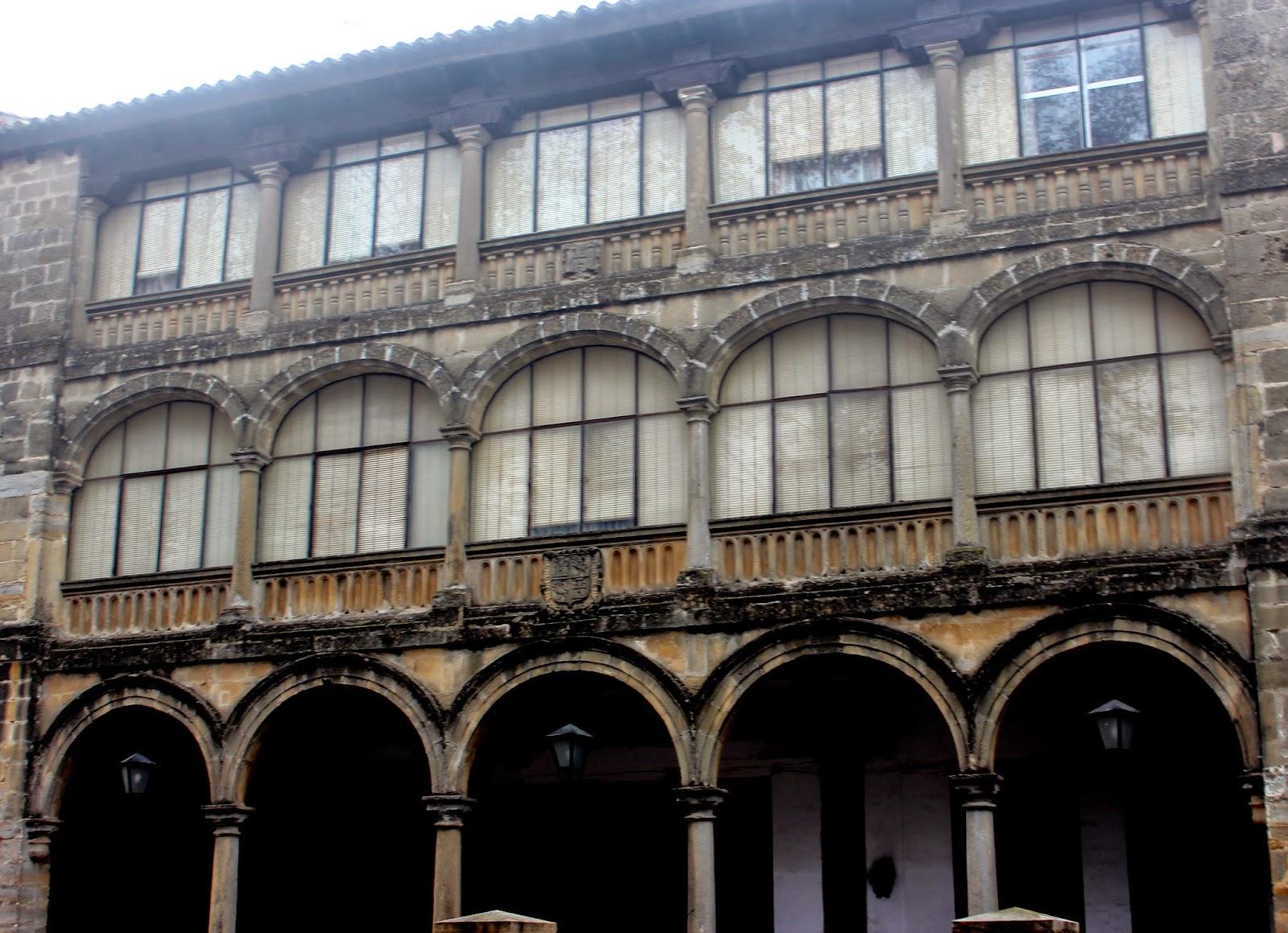 La Alhondiga de Baeza-Jaén