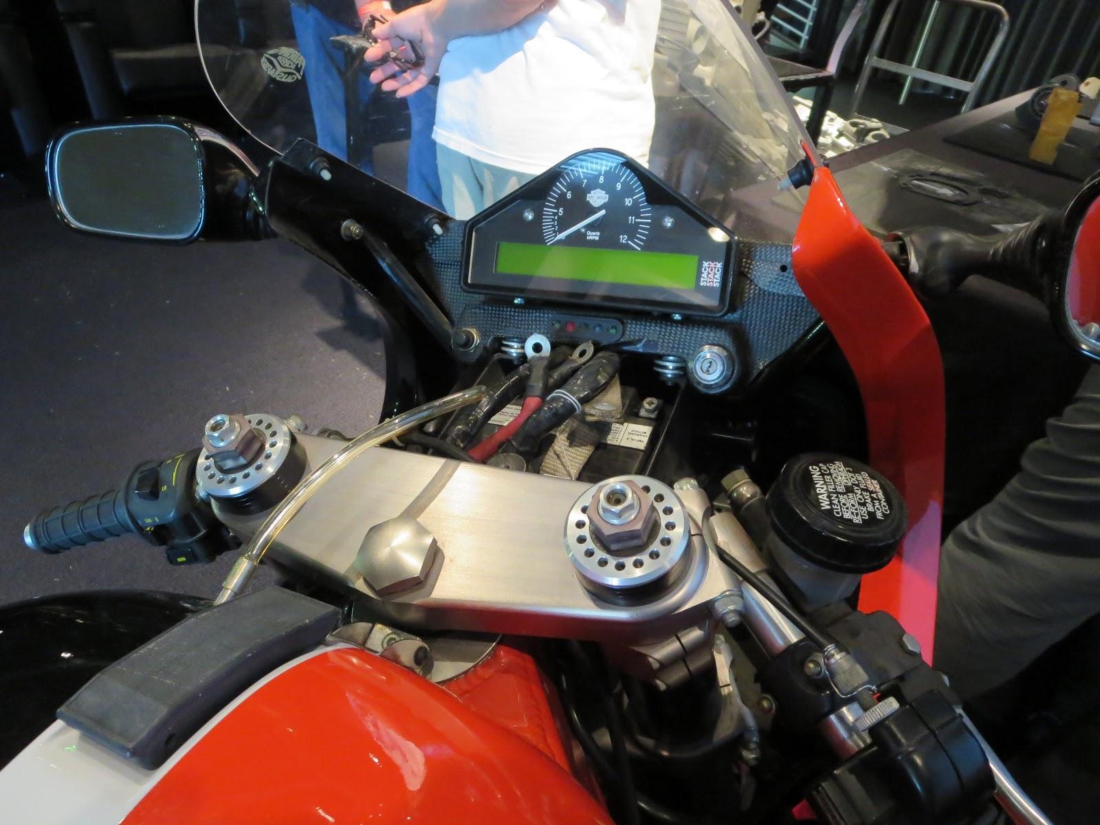 Oddbike Harley Davidson Vr1000 Gods Own Voice Fuel Pressure Diagram Cockpit