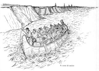 Ms. Q's Blog: Voyageur Information