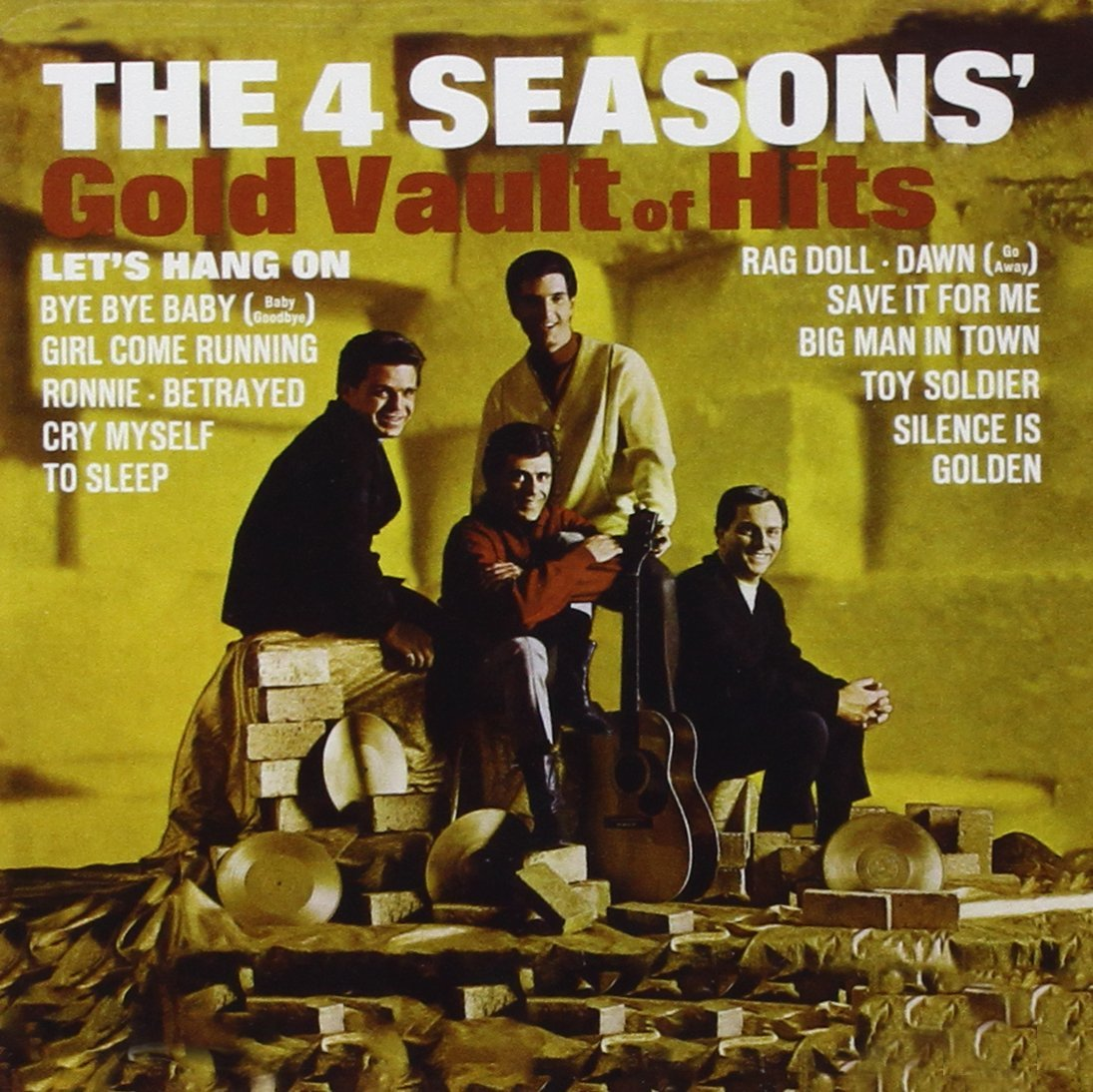 Rock On Vinyl: The 4 Seasons