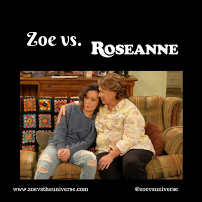 Review of the Roseanne reboot