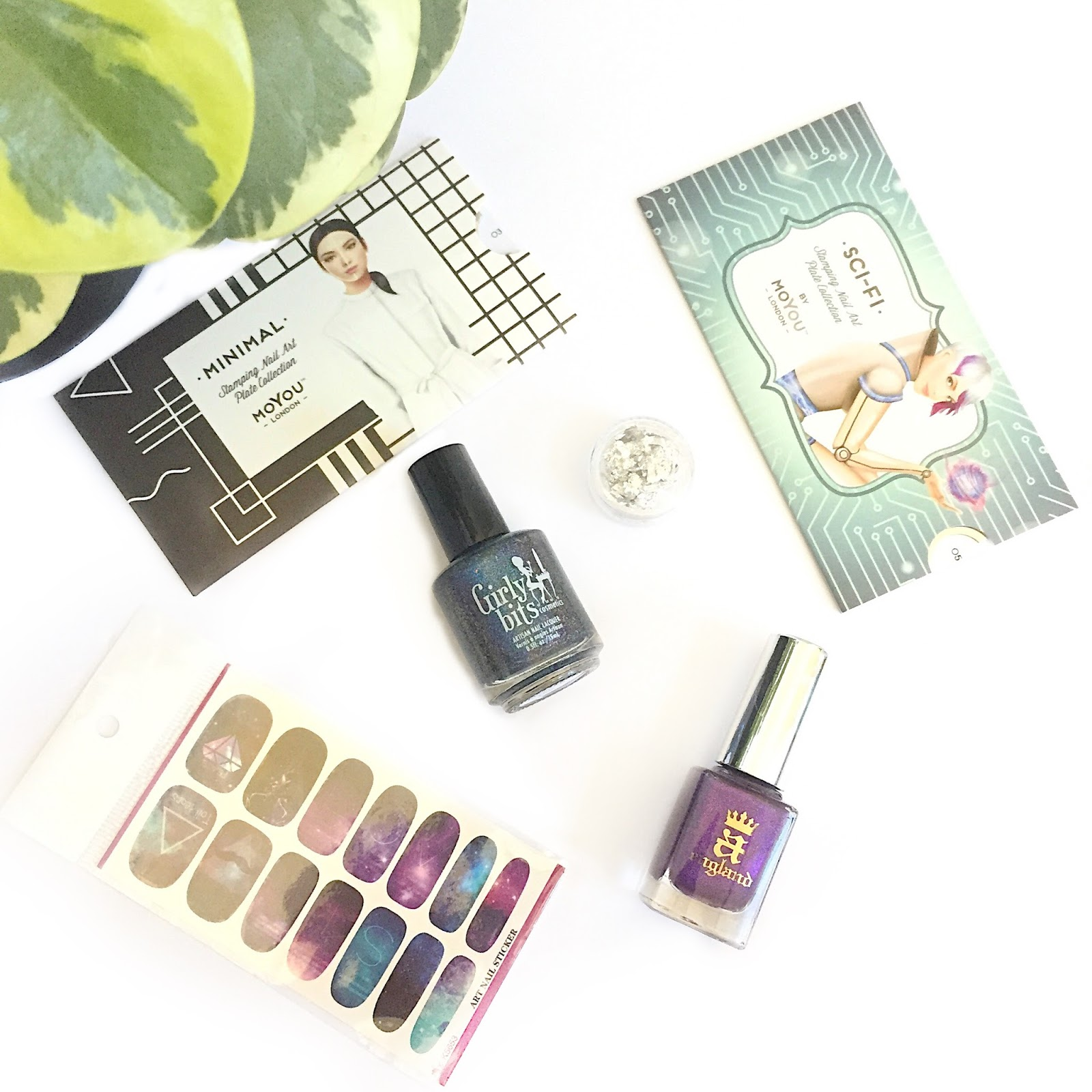 Beautometry My Mani Box