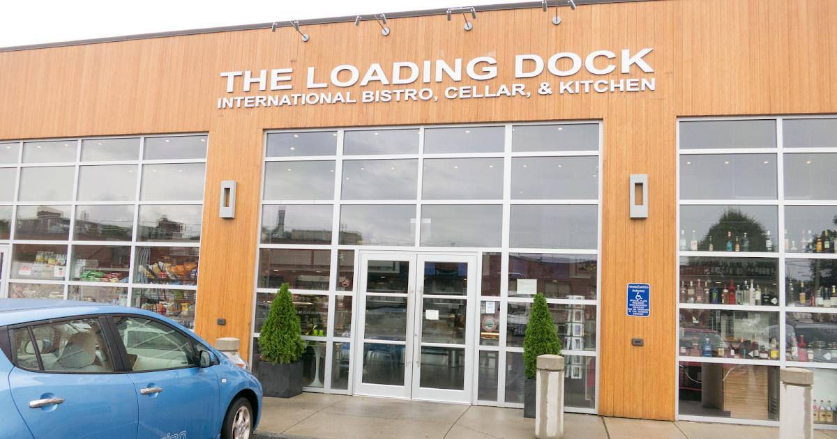 Loading Dock Restaurant Belmont Ma